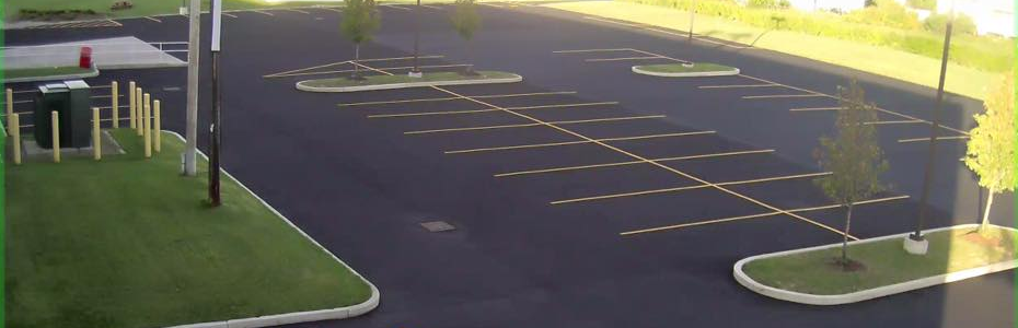 Parking Lot Paving and Striping...